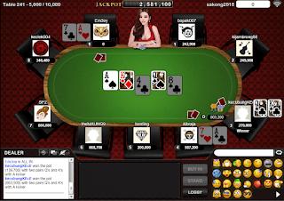 Panduan Cara Bermain Agen Judi Poker Online Indonesia Di QJokers