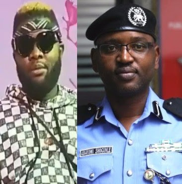 ''ACP Yomi Shogunle is a big embarrassment to the Nigeria Police, He should be fired'' Skales says