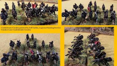 Jeff's Confederate Cavalry