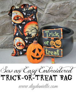 6 Halloween Projects with DIYDanielle {and a $1000 CASH Giveaway!}