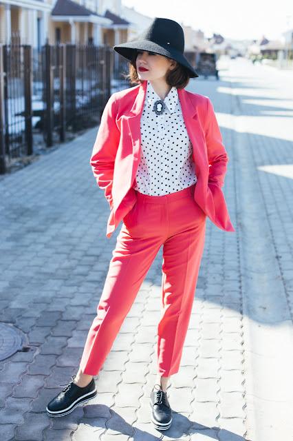 Как выбрать брючный костюм в новом сезоне - советует Эйен Аллен, директор женской линии Boss
