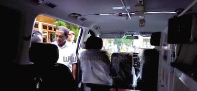 Bupati Malteng Larang Mobil Ambulans Dijadikan Sebagai Mobil Pribadi