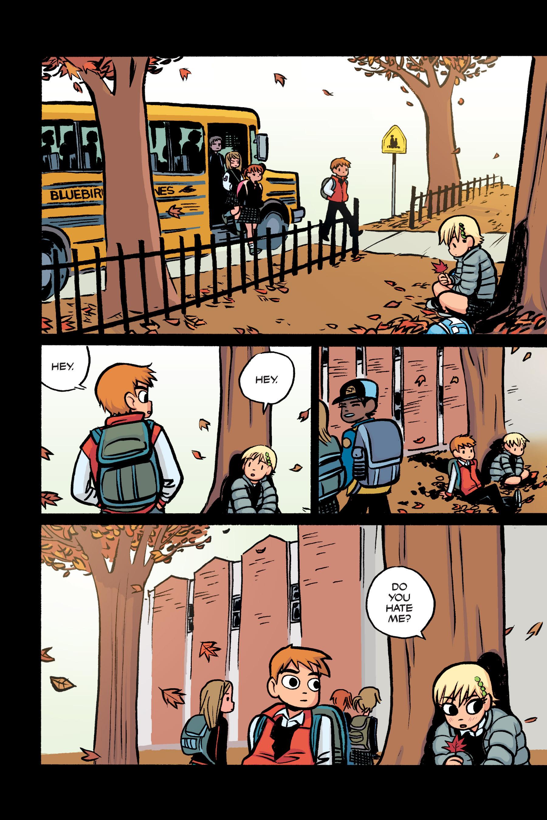 Read online Scott Pilgrim comic -  Issue #2 - 13
