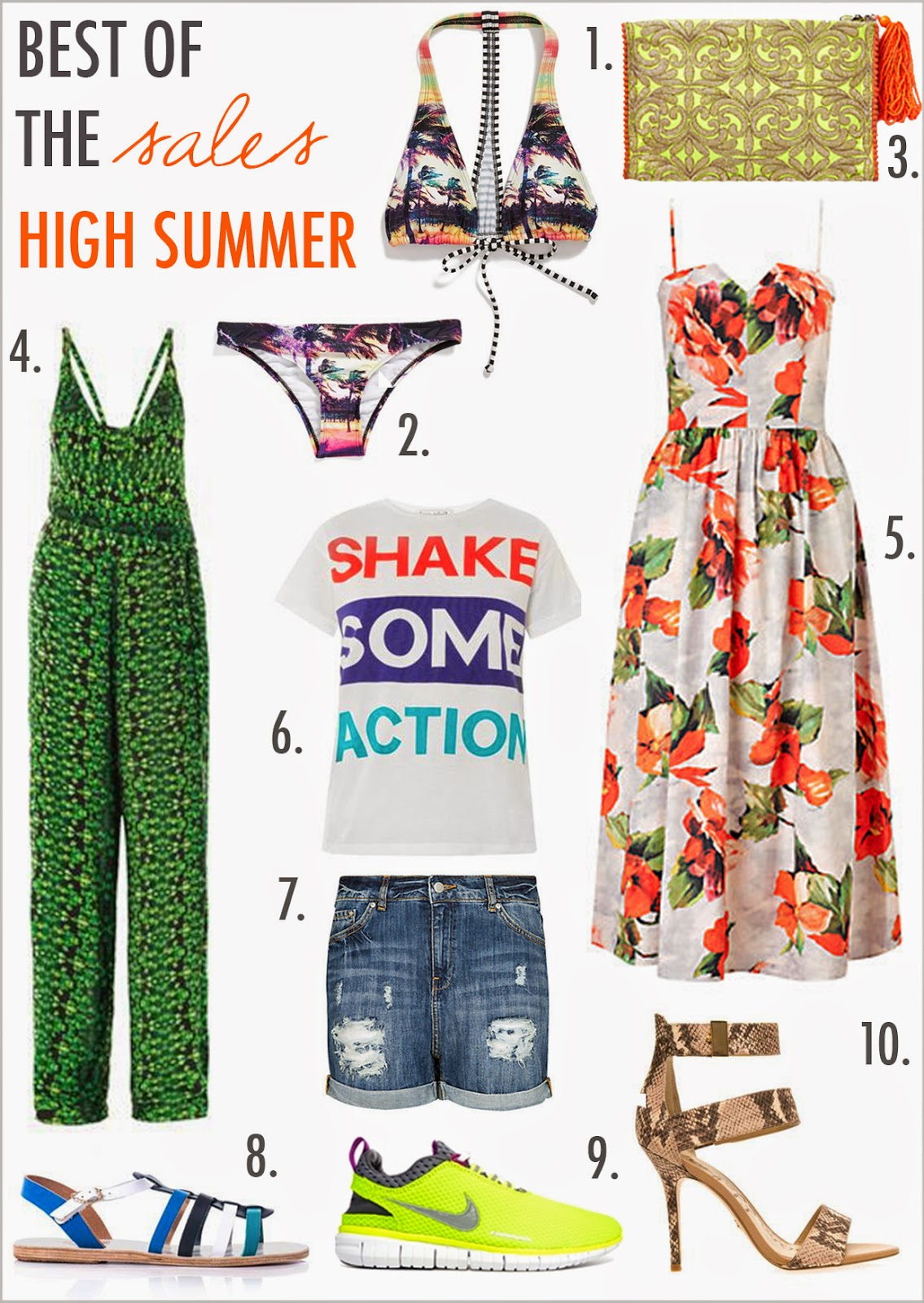 Best Of The Sales - High Summer