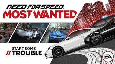 Need for Speed Most Wanted Mod Apk for Android