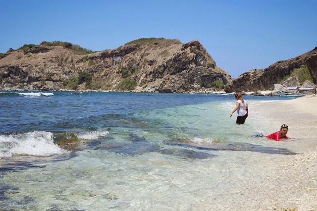 Shore Capones Island Pundaquit Zambales