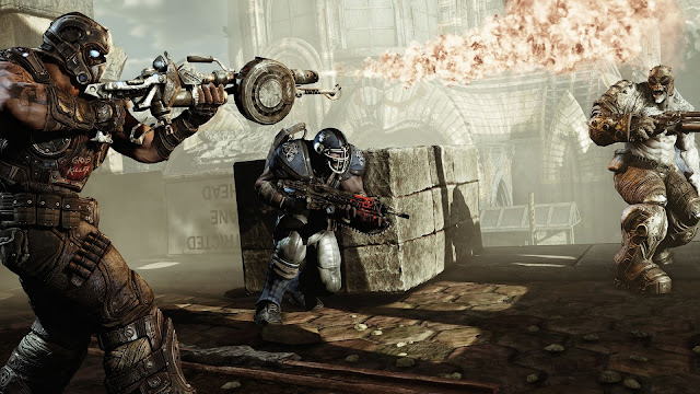 Gears of War 3 Download PC Game Ultimate Edition