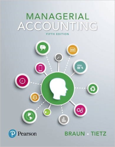 solutions managerial accounting Accounting: solutions manual, charles t horngren, walter t harrison introduction to managerial accounting , peter c brewer, ray h garrison.