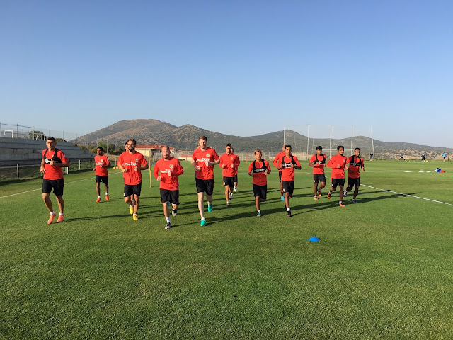 Atlético de Kolkata - Pre Season Training Pictures from Spain
