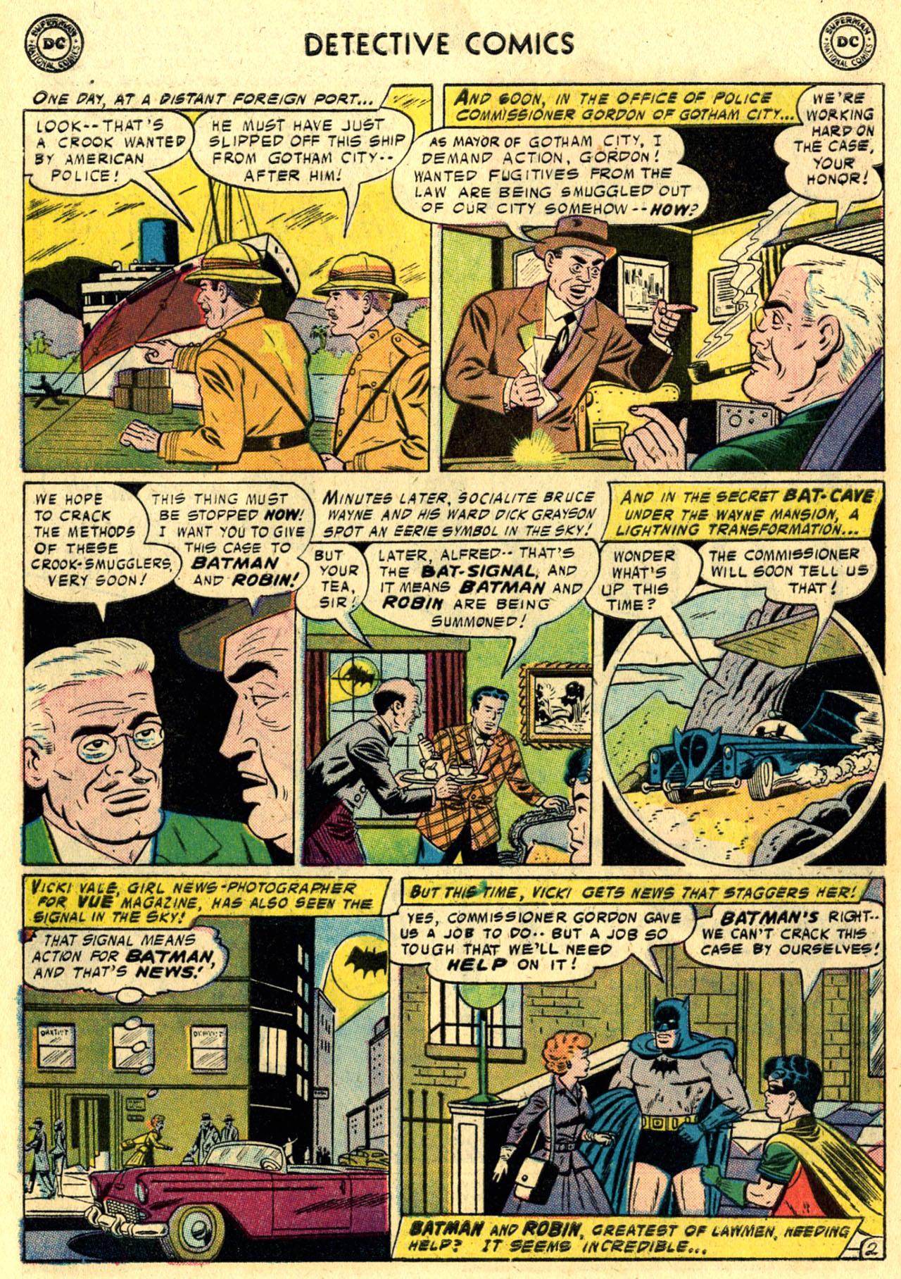 Read online Detective Comics (1937) comic -  Issue #245 - 4