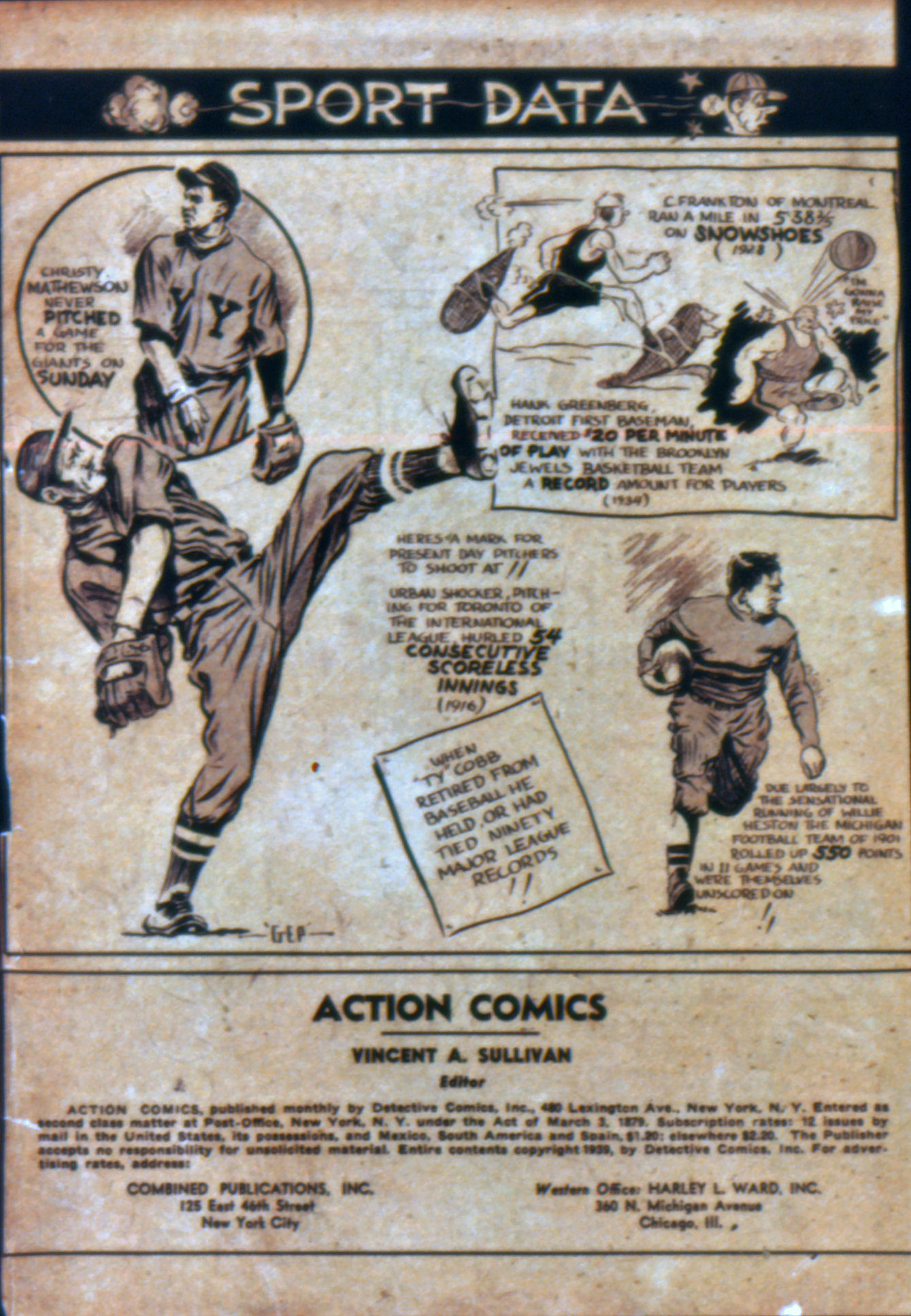 Read online Action Comics (1938) comic -  Issue #9 - 3