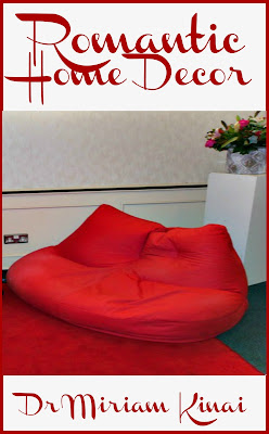 Romantic Home Decor uses color pictures and clear explanations to teach you five key interior decorating ingredients so that you can choose home decor accents that are appropriate for a romantic home decoration theme.  This interior design book also contains practical examples showing you how to decorate a living room, bedroom and bathroom with a romantic home decor theme and make it five dimensional.