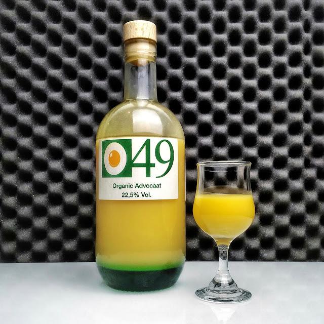J&C's Analytic Tasting - O49 Organic Advocaat