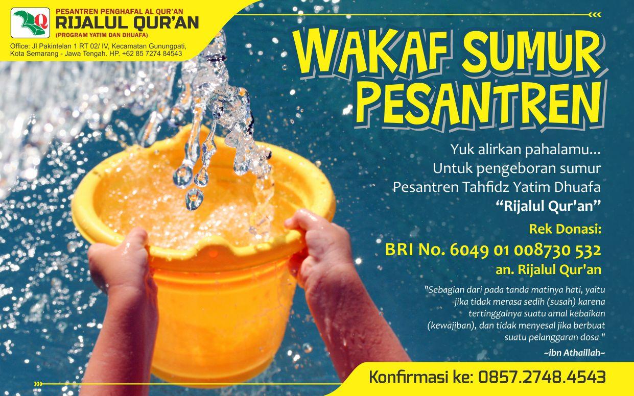 Januari 2018 Pesantren Penghafal Al Quran Rijalul Sumur Utsman Masyarakat Dermawan Yang Hendak Ikut Andil Dalam Program Wakaf Pengadaan Pesantreninfo Lebih Lanjut Dapat Menghubungi Ust Arif 085727484543