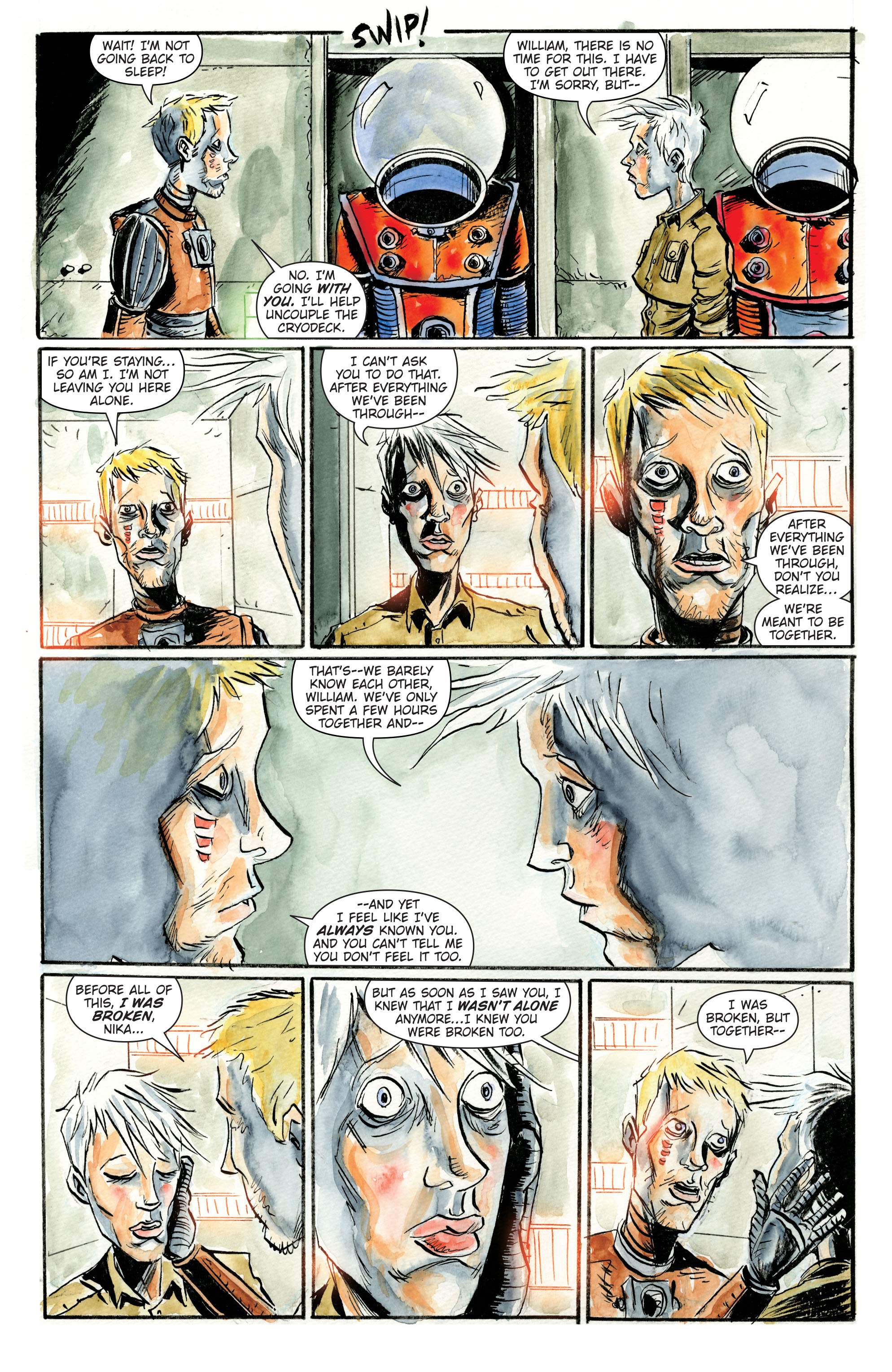 Read online Trillium comic -  Issue # TPB - 192