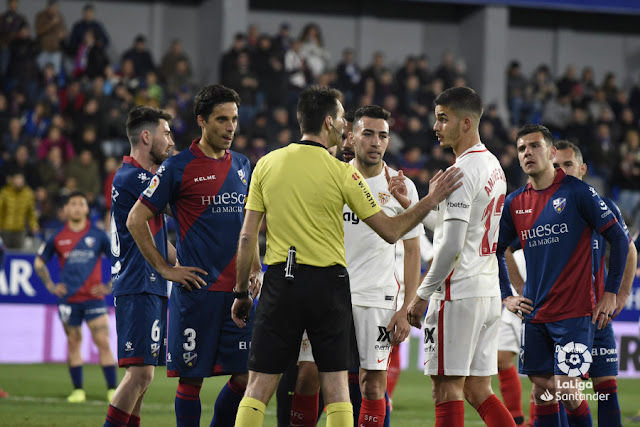 Huesca Sevilla FC
