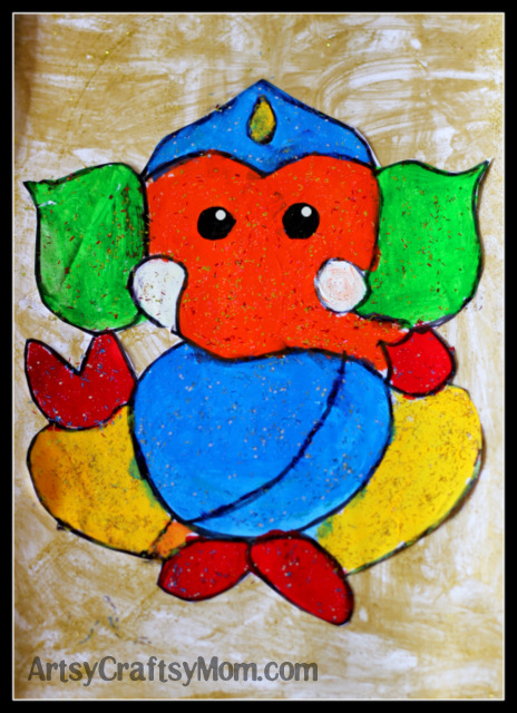 11 Ganesha Crafts Amp Activities To Do With Kids Artsy