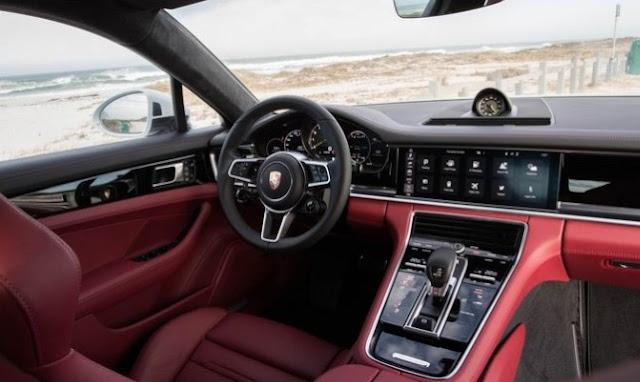 2018 Porsche Panamera 4 E-Hybrid Mpg