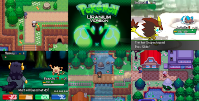 Pokémon Uranium + Patch v1.0.1 Download Full Version