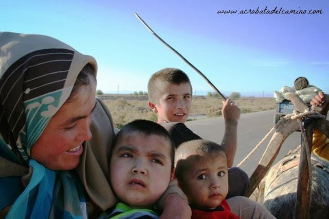 campesinos chinos