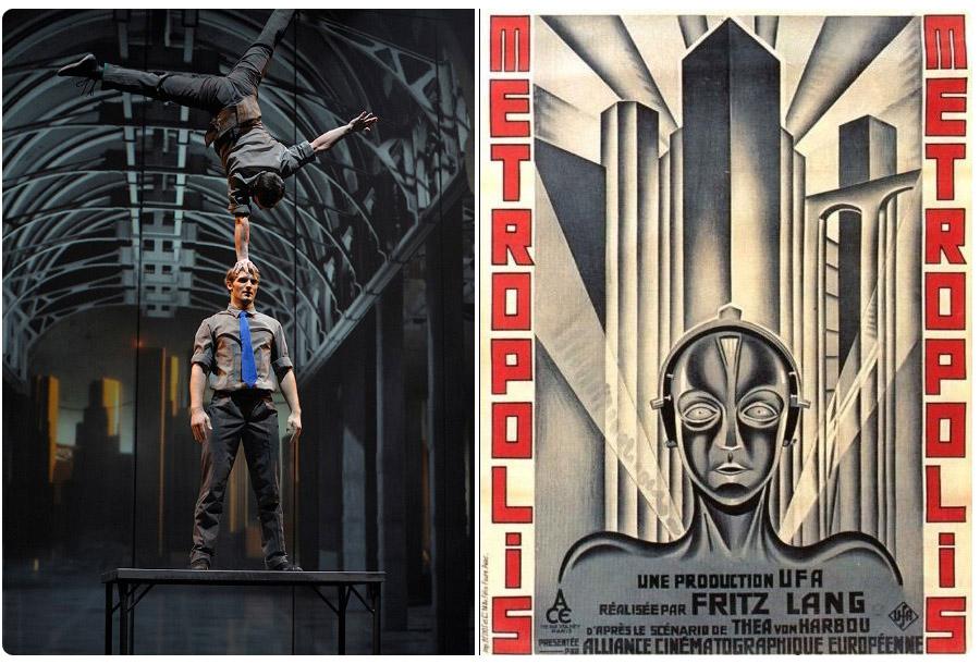 metropolis film 1927