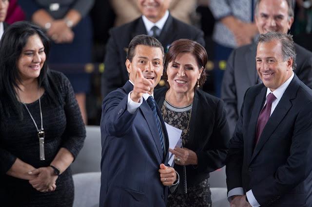 Sedesol: Mil 787 mdp desaparecidos en las gestiones de Rosario Robles y José Antonio Meade