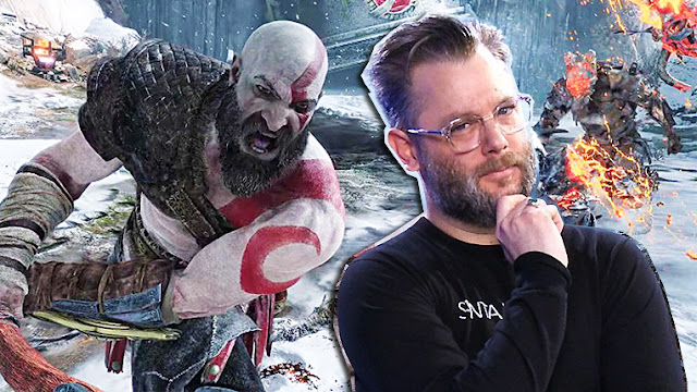 Cory Barlog - God of War
