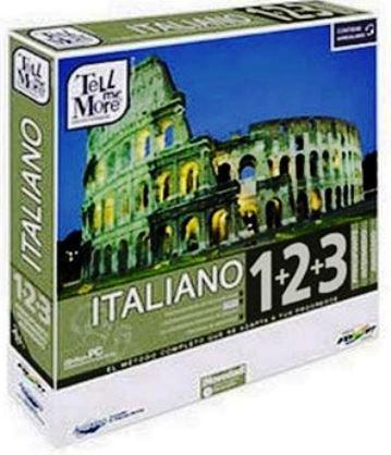 Tell Me More Italian: Curso interactivo de Italiano