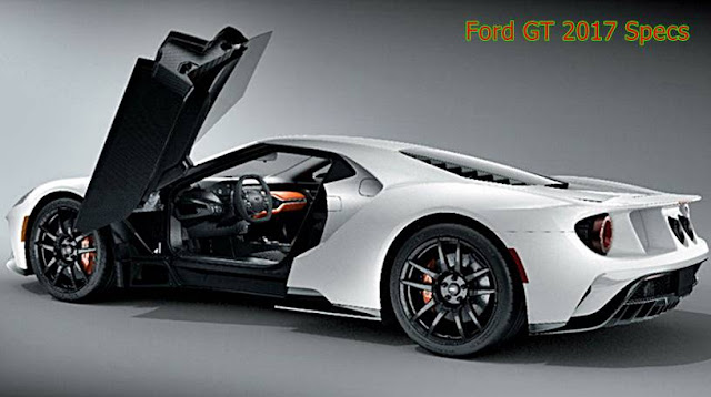 Ford GT 2017 Specs