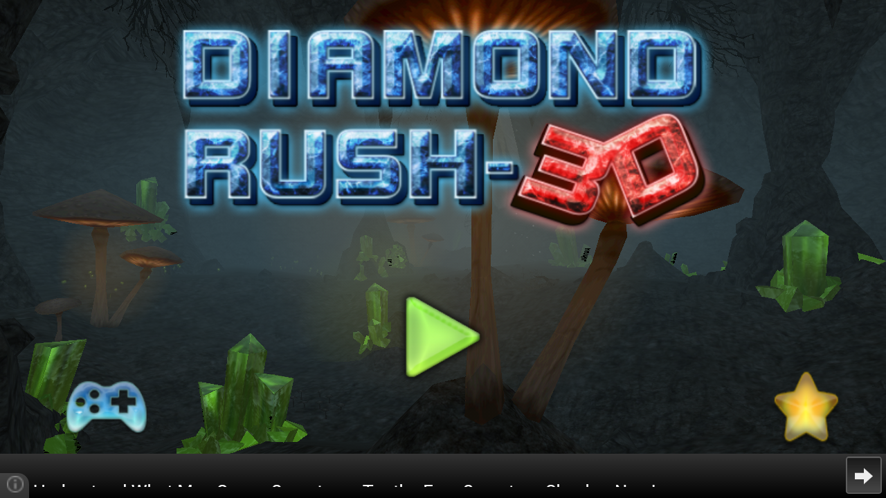 Diamond Rush - 3D Game ~ Android Islamic Apps/Smartphone