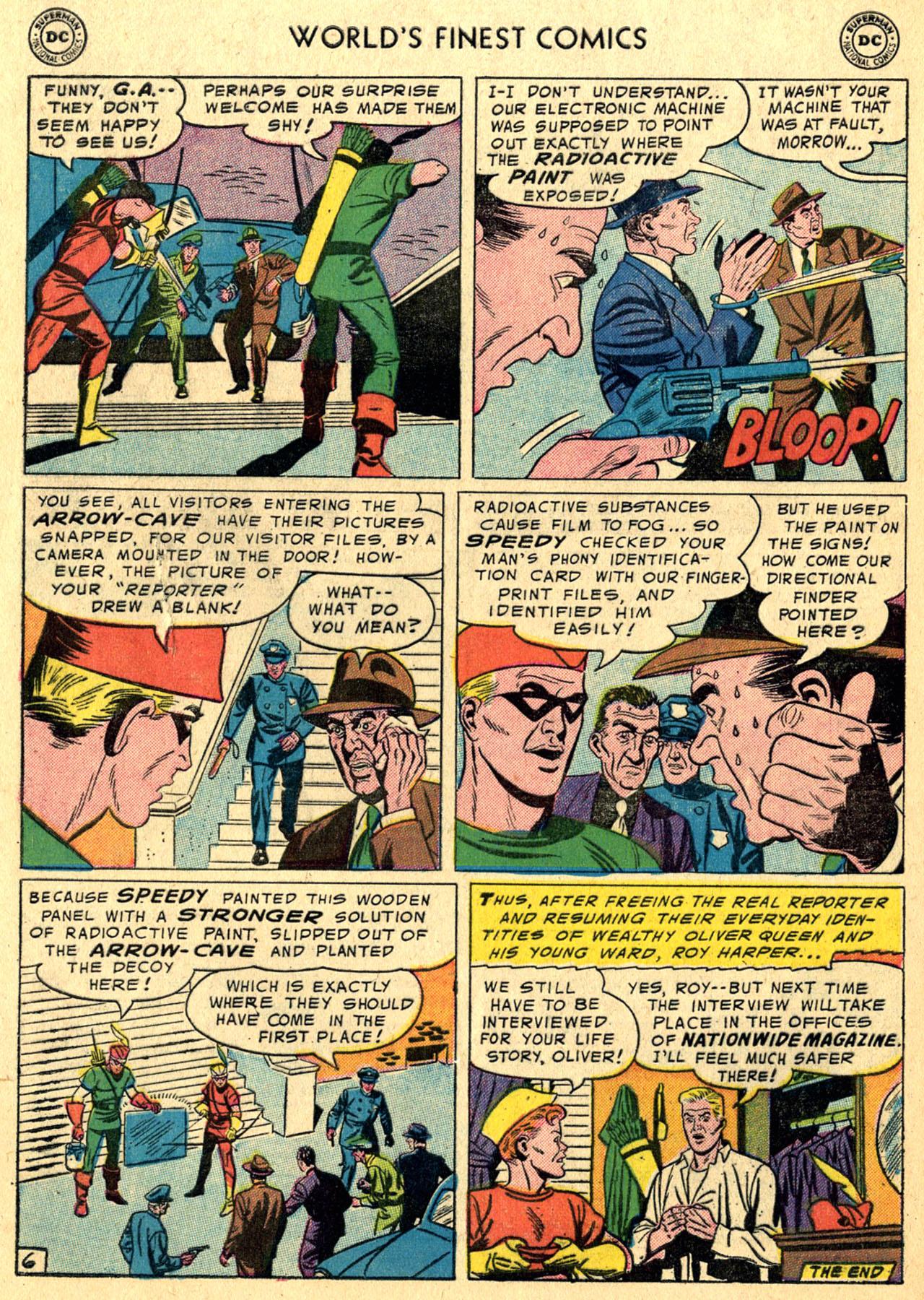 Read online World's Finest Comics comic -  Issue #82 - 31
