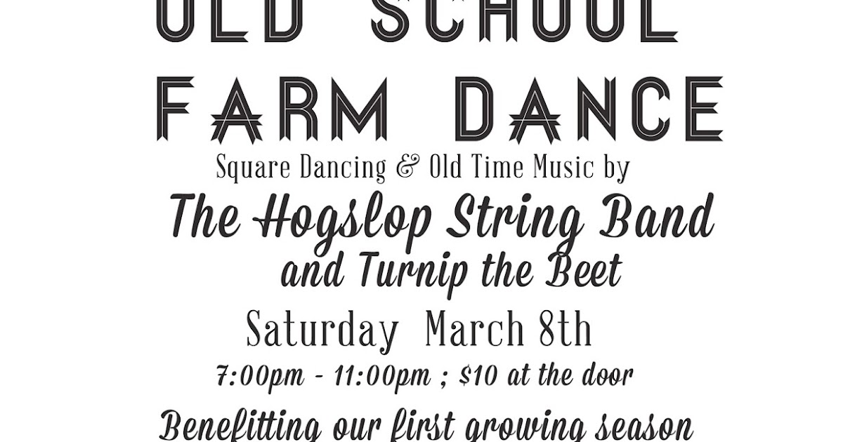 Enclave: Fundraiser: Square Dance in Bells Bend next weekend