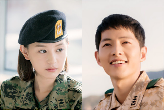 《太陽的後裔》後 金智媛有望再搭檔宋仲基 演出tvN新戲《阿斯達年代記》