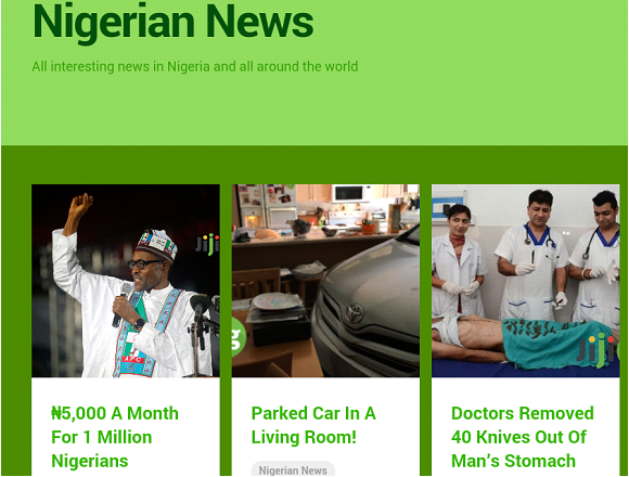 News In Nigeria