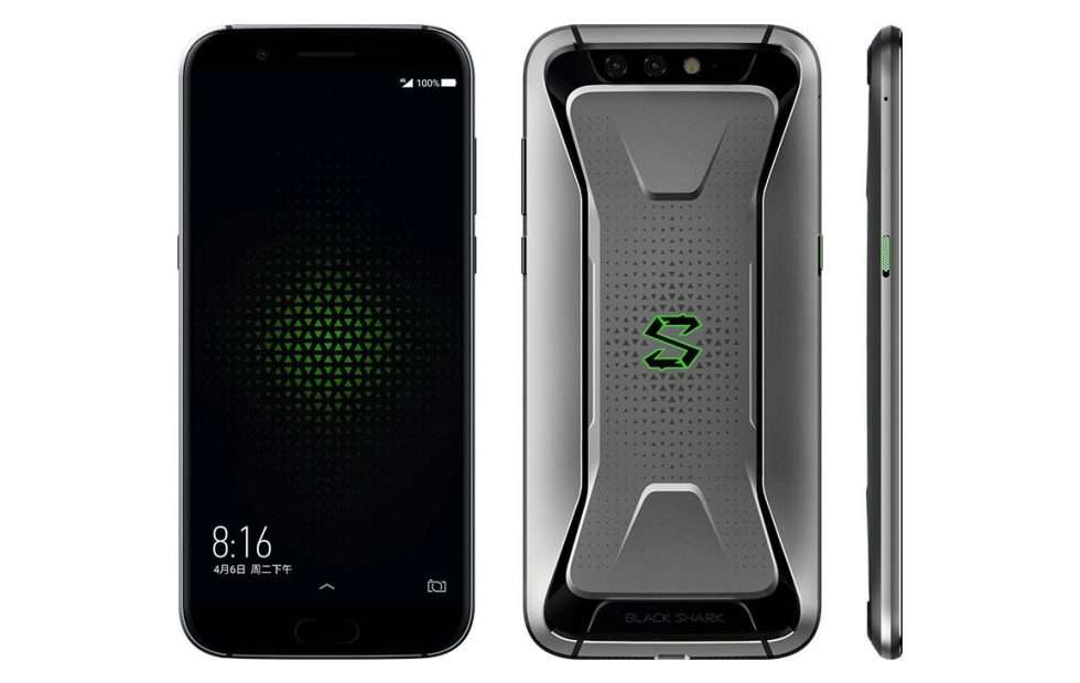 The Xiaomi Black Shark Full Phone Specifications, Features, Reviews, Unboxing and Price