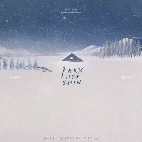 Park Hyo Shin – Sound of Winter – Single (FLAC)