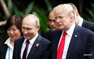 """Путін готовий до зустрічі з Трампом """"як тільки, так відразу"""""""