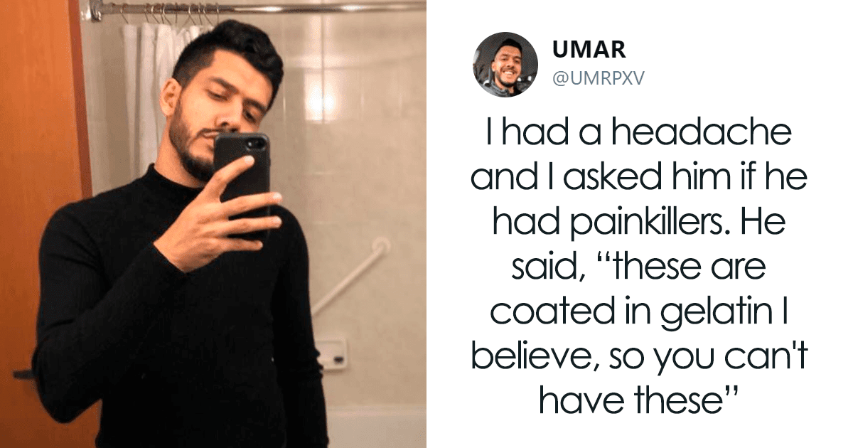 Muslim Man Shares On Twitter How His Jewish Co-Worker Treats Him At Work