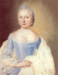 By Pieter Frederik de la Croix - http://www.royaltyguide.nl/images-families/nassau/nassaudietz/1743%20Carolina.jpg, Public Domain, https://commons.wikimedia.org/w/index.php?curid=5168933