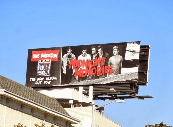 Daily Billboard: One Direction Midnight Memories album