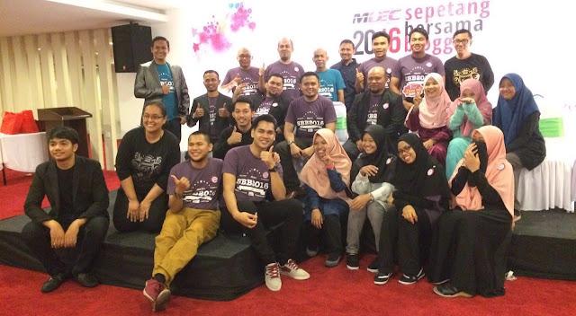 SBB2016, Sepetang Bersama Blogger,