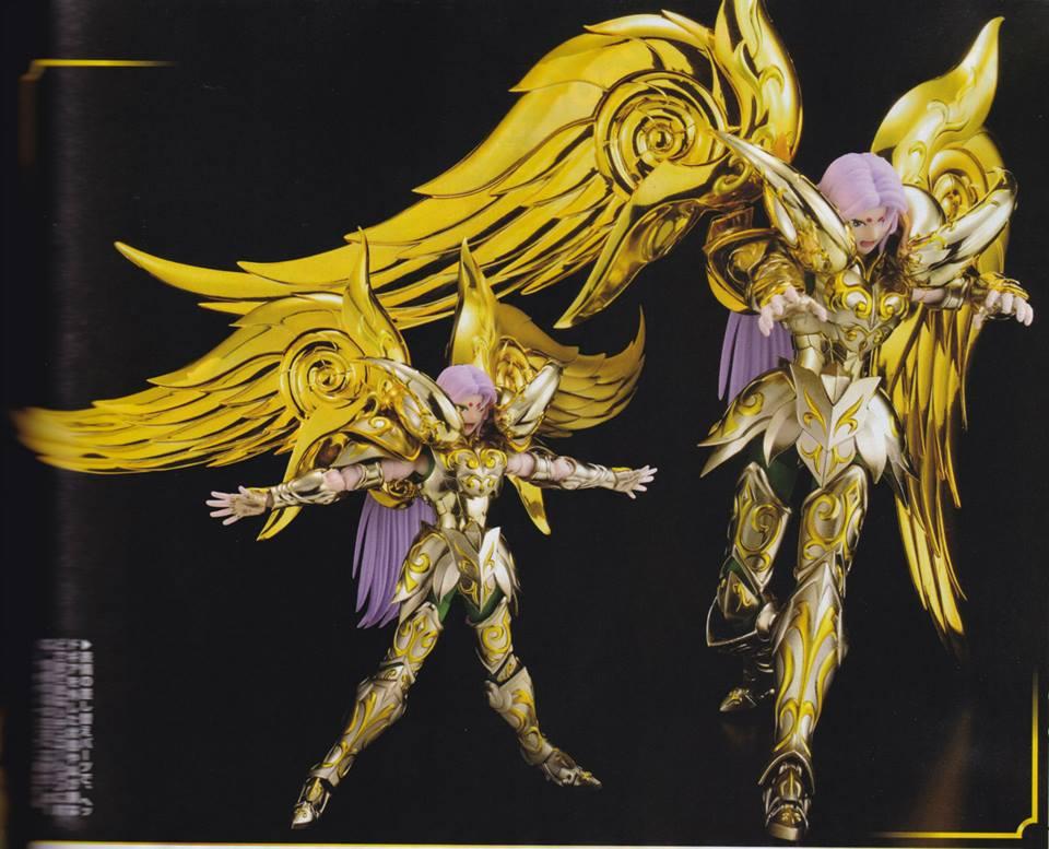 Zeus Saint Seiya Cloth Figure