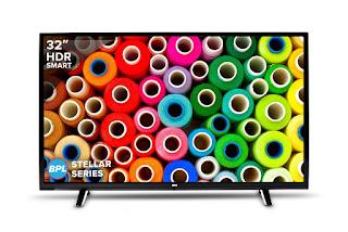 BPL 80 cm (32 inches) Stellar BPL080A36SHJ HD Ready LED Smart TV