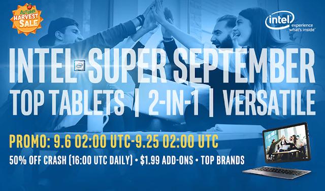 Intel Super Setembro