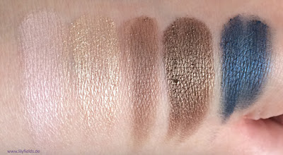 p2 Eyeshadow Palette 'for the Fashionables'