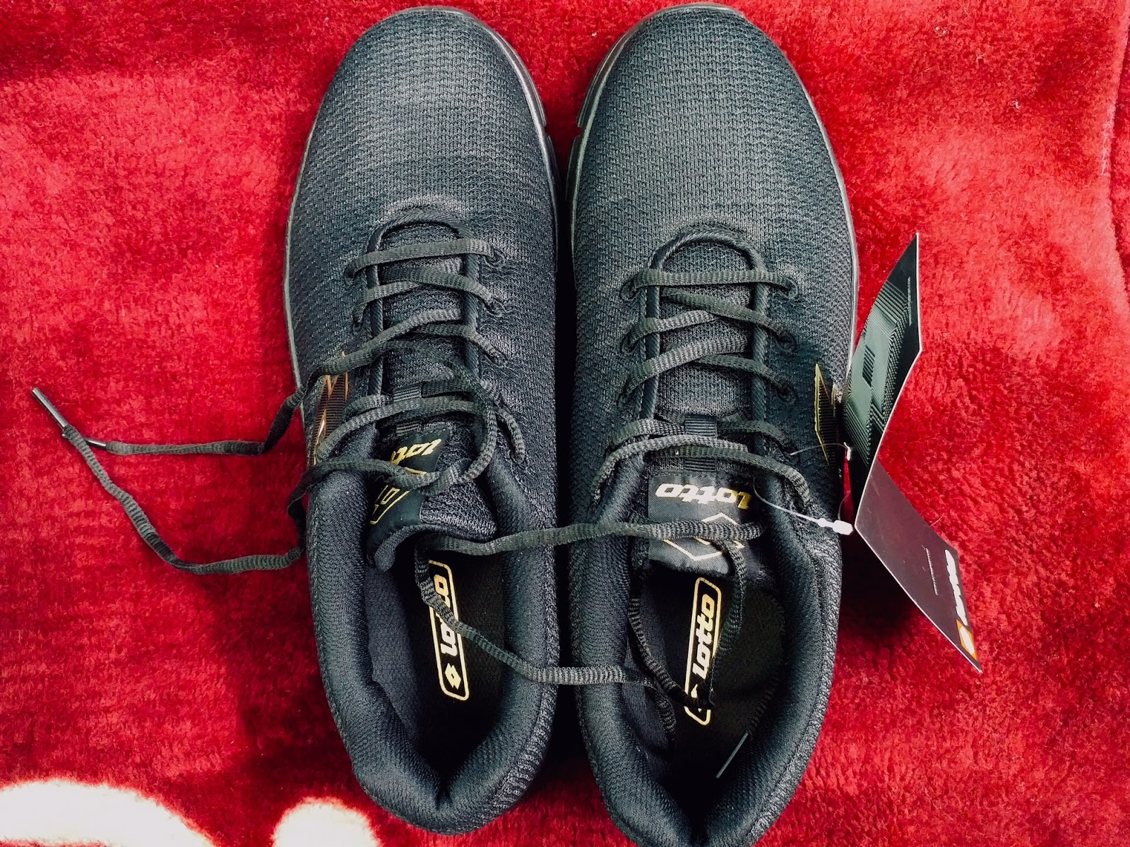 Lotto Running Shoes Review