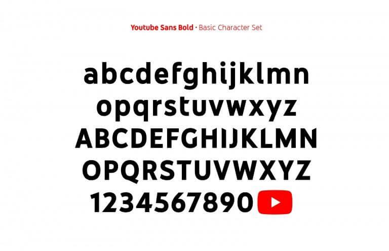 Trend Desain Grafis 2019 - Custom Typeface