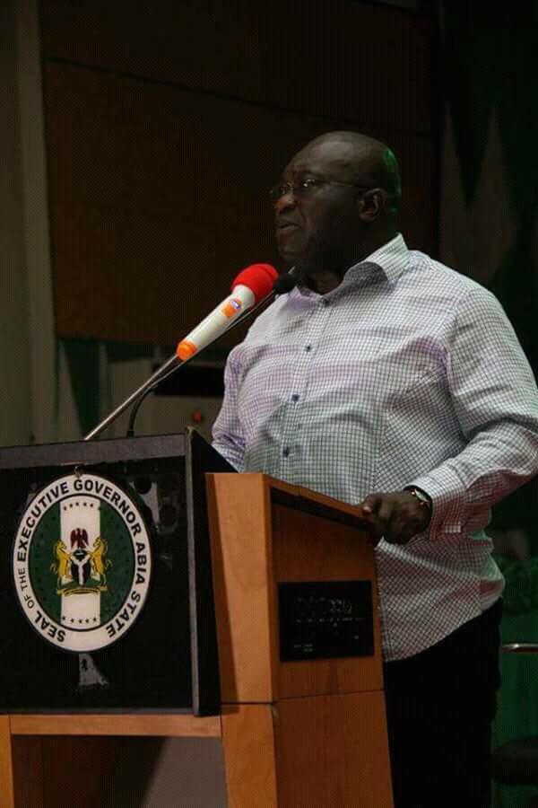 Dry port a priority to Abia -- @GovernorIkpeazu