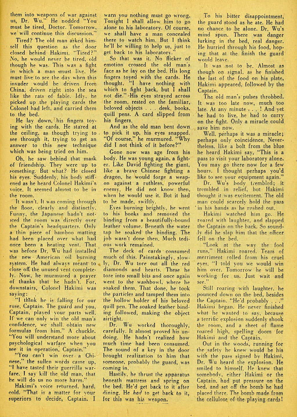Read online Action Comics (1938) comic -  Issue #86 - 35