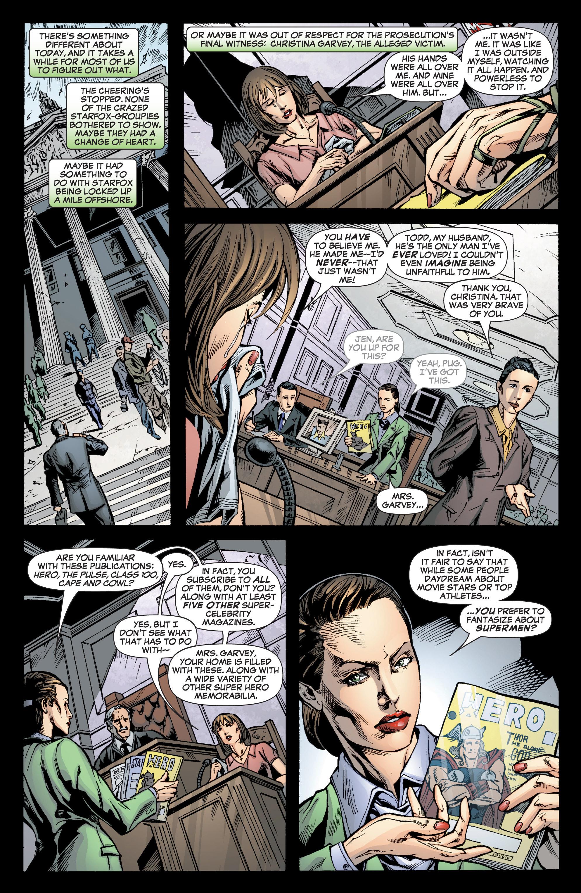 Read online She-Hulk (2005) comic -  Issue #7 - 17